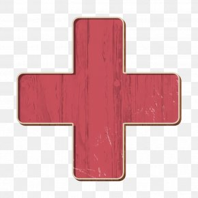 Rectangle American Red Cross - Red Flag Icon PNG