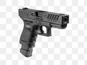 Handgun - GLOCK 19 Firearm Pistol Gun Holsters PNG