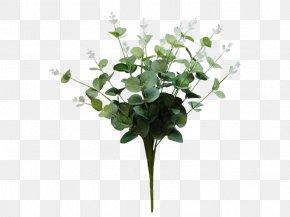 Eucalyptus - Artificial Flower Gum Trees Shrub PNG