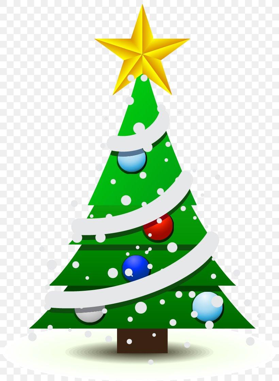 Christmas Tree Christmas Ornament Euclidean Vector, PNG ...