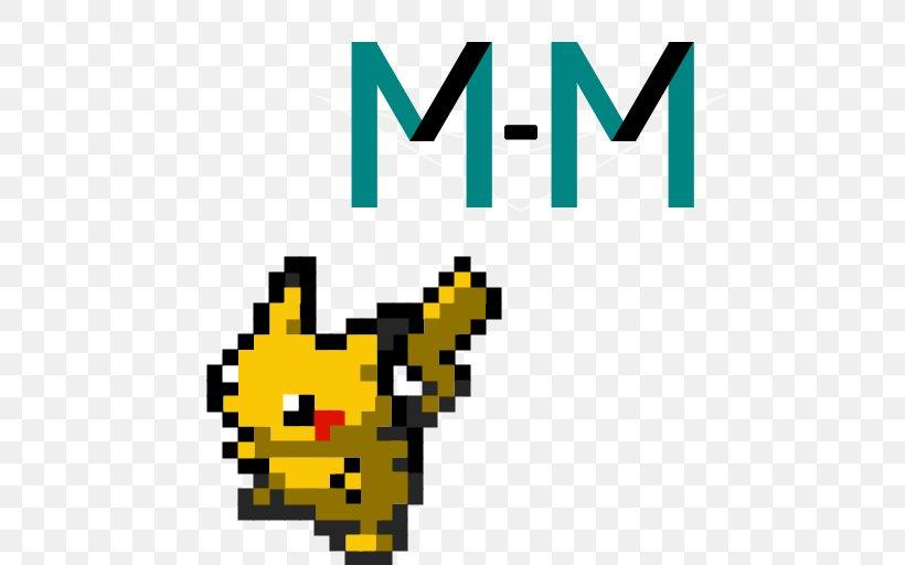 Minecraft Pikachu Pixel Art Image Png 512x512px Minecraft