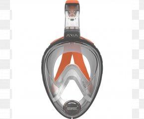 Mask - Full Face Diving Mask Diving & Snorkeling Masks Scuba Diving PNG