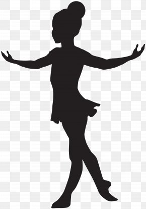 Ballerina Silhouette Clip Art Image - Ballet Dancer Royalty-free Clip Art PNG