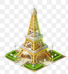 Eiffel Tower Free Download - Eiffel Tower Statue Of Liberty Big Business Deluxe PNG