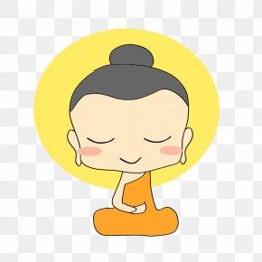 Siddhartha Cliparts - Golden Buddha Seated Buddha From Gandhara Buddhism Clip Art PNG