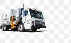 Garbage Truck - Commercial Vehicle Pickup Truck Garbage Truck Waste PNG