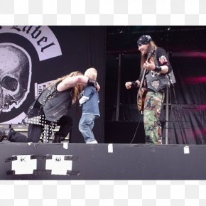 Black Label Society - Compressed Audio Optical Disc Black Label Society Festival Musician DVD PNG