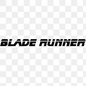 Blade Runner - Film Poster Film Poster Film Director Font PNG