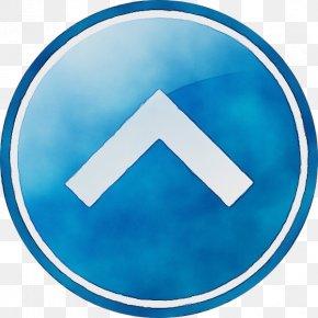 Symbol Logo - Blue Aqua Turquoise Circle Azure PNG