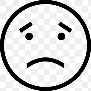 Sad Emoji - Smiley Sadness Emoticon Drawing Clip Art PNG