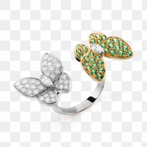 Ring - Van Cleef & Arpels Ring Love Bracelet Cartier Jewellery PNG
