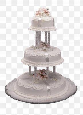 Wedding Cake - Wedding Cake Birthday Cake Torte PNG