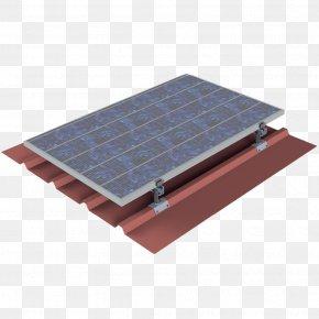 Roof - Metal Roof Solar Panels Solar Energy Sheet Metal PNG