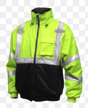 T-shirt - High-visibility Clothing T-shirt Jacket Outerwear PNG