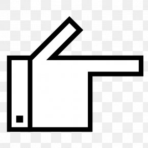 Pointing Finger Clipart - Computer Mouse Hand Pointer Clip Art PNG