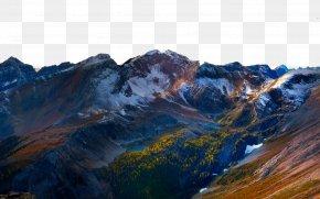 Canada Mount Assiniboine Provincial Park, Two - High-definition Television 1080p Landscape High-definition Video Wallpaper PNG