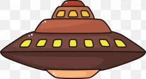 Cartoon UFO UFO - Cartoon Unidentified Flying Object Extraterrestrial Life Alien PNG