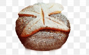 Star Sesame Cake - Rye Bread Star Polygon Icon PNG