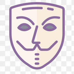Mask - Anonymity Anonymous PNG