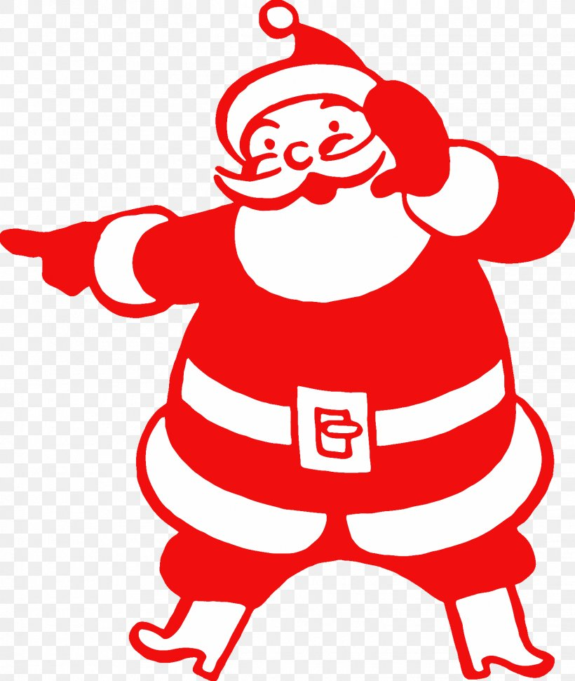 Santa Claus Clip Art Christmas Day Image Santa Suit, PNG, 1521x1800px, Santa Claus, Area, Art, Artwork, Black And White Download Free