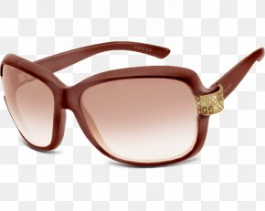 Sunglasses - Sunglasses Brown Goggles Product Design PNG