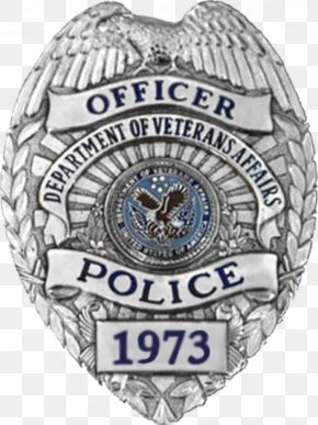 Florida Police Badge - United States Department Of Veterans Affairs Police Badge Police Officer PNG