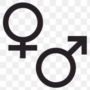 Male Female Cliparts - Gender Symbol Female Clip Art PNG