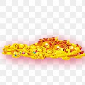 Gold - Gold Gong Xi Fa Cai Wallpaper PNG
