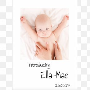 Polaroid Card Ornament - Infant Massage Child Therapy PNG