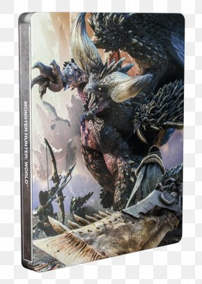 Monster Hunter: World - Monster Hunter: World Monster Hunter Freedom Unite PlayStation 4 Video Game PNG
