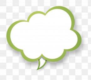 Dialog Clouds - Dialog Box Text Box Clip Art PNG