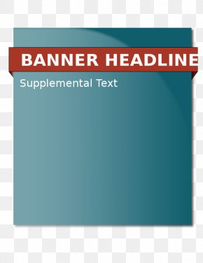 Web Banner Tags - Web Banner PNG