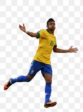 Rendering Renderings - Brazil National Football Team FC Barcelona Football Player PNG