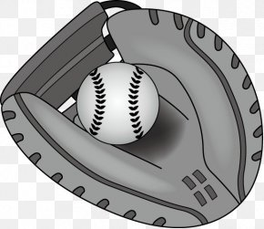 Baseball - Catcher Baseball Glove Softball Clip Art PNG