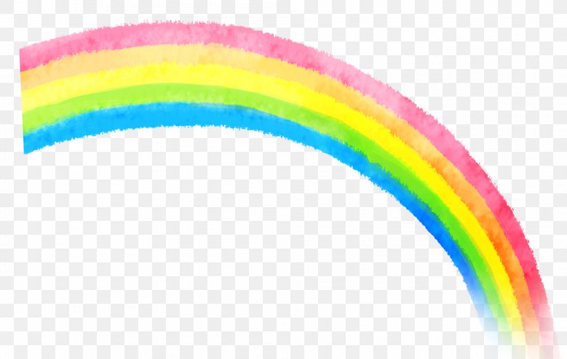 Rainbow Watercolor Painting Drawing, PNG, 2007x1274px, Rainbow, Animation, Cartoon, Color, Drawing Download Free