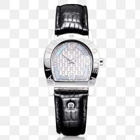 Ms. Silver Watches - Watch Strap Etienne Aigner AG Watch Strap Price PNG