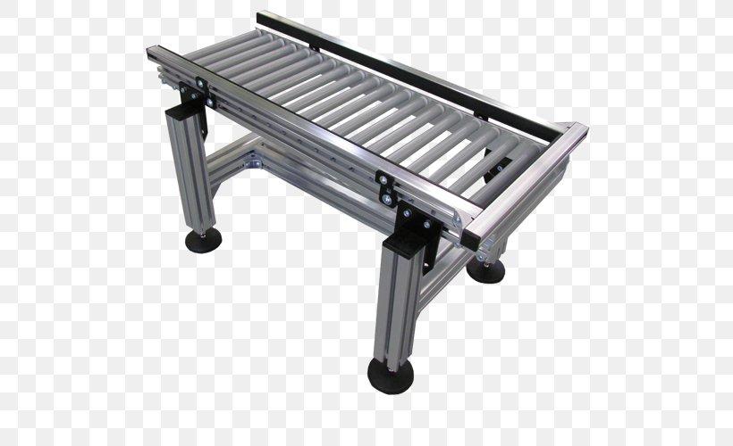 Conveyor System Lineshaft Roller Conveyor Conveyor Belt Manufacturing Chain Conveyor, PNG, 500x500px, Conveyor System, Automotive Exterior, Chain Conveyor, Conveyor Belt, Furniture Download Free