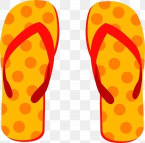 Sandals Cliparts - Flip-flops Clip Art PNG