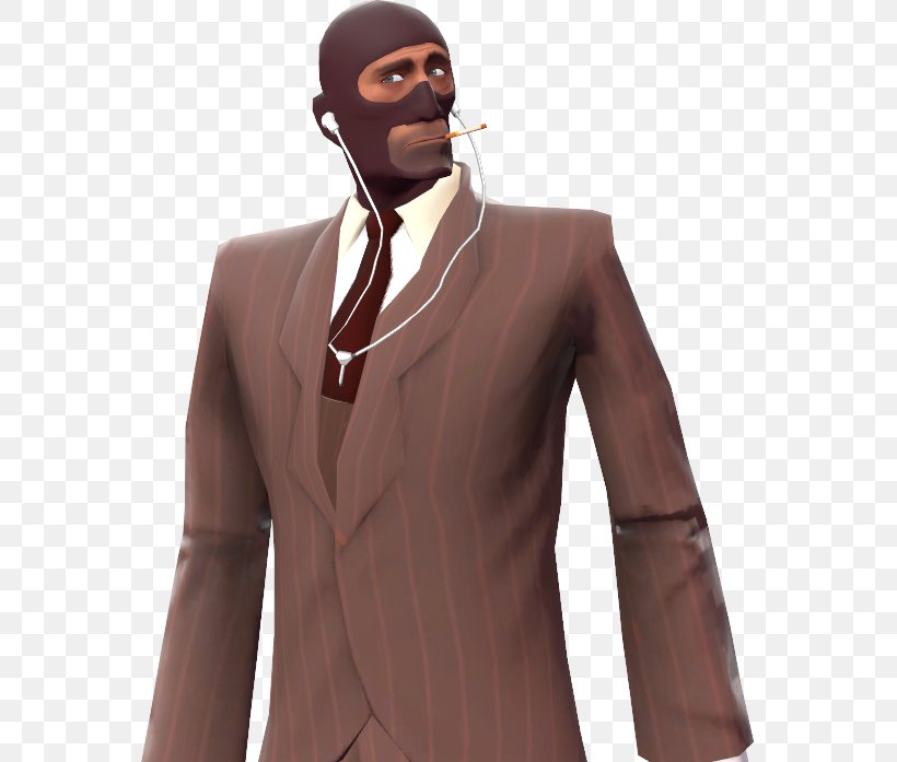 Team Fortress 2 Apple Earbuds Headphones Wiki, PNG, 561x697px, Team Fortress 2, Apple Earbuds, Blazer, Ear, Espionage Download Free