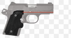 Shooting Traces - Trigger Firearm Kimber Manufacturing Crimson Trace Sight PNG