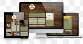Web Design - Web Development Responsive Web Design Web Template PNG