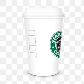 Starbucks Coffee - Coffee Cup Sleeve Starbucks PNG