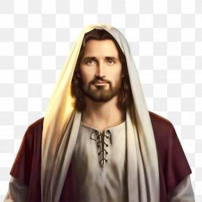 Big Picture Jesus Is Realistic - Jesus Clip Art PNG