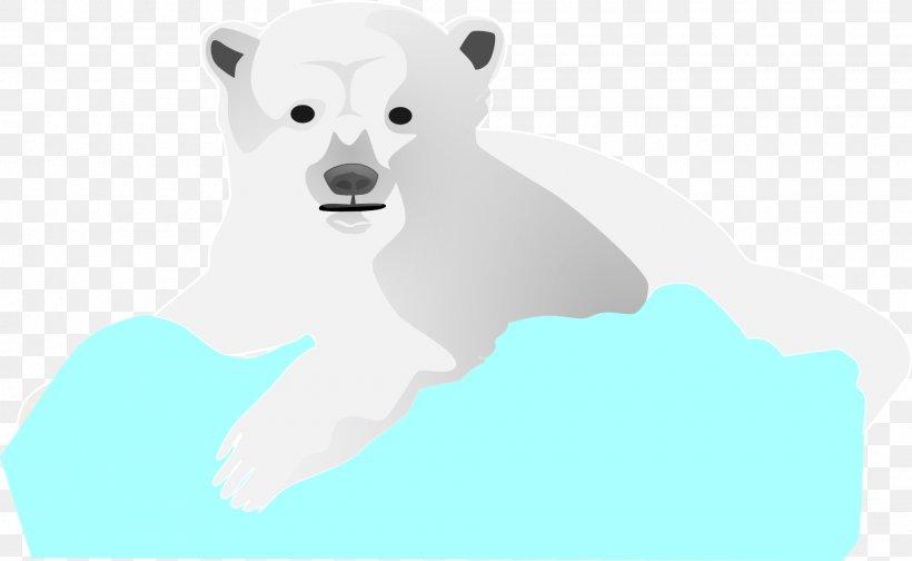Polar Bear Mammal Carnivora Canidae, PNG, 1920x1181px, Watercolor, Cartoon, Flower, Frame, Heart Download Free