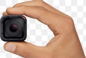 GoPro Session In Hand Camera - GoPro Action Camera PNG