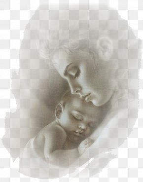 Pregnant Mother - Mother Child Son Family PNG
