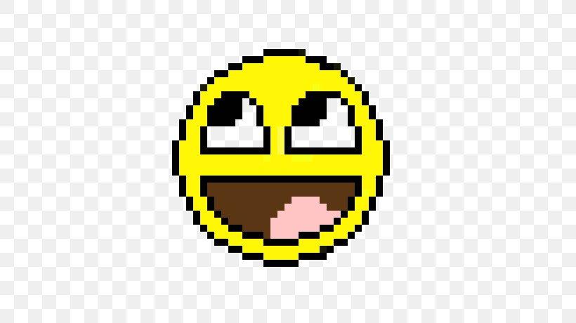Smiley Pixel Art Cross Stitch Emoticon Clip Art Png