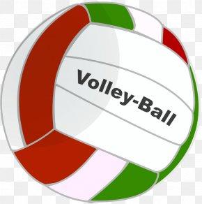 Volleyball Vector Art - Volleyball Clip Art PNG