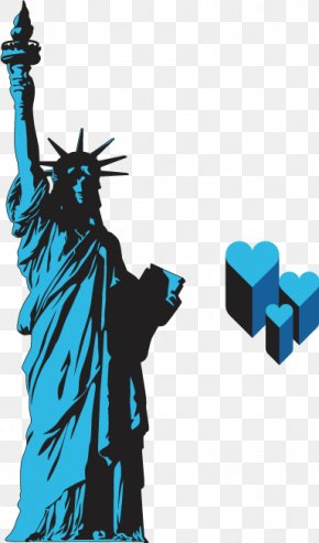 Statue Of Liberty - Statue Of Liberty Monument Clip Art PNG