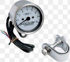 Harley Speedometer Wiring Diagram - Gauge Tachometer Motorcycle Electronics Motor Vehicle Speedometers PNG